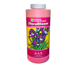 Flora Bloom 0-5-4 1 qt (946 ml)
