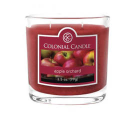 Bougie parfumée Colonial Candle 3,5 oz - Pommes du verger