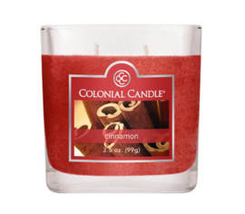 Bougie parfumée Colonial Candle 3,5 oz – Cannelle