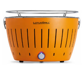 Barbecue LotusGrill Régulier Orange G-OR-34, sac de transport inclus