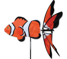 Vire-vent Poisson Clown 24