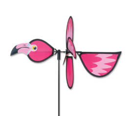 Vire-vent Flamant Rose 20