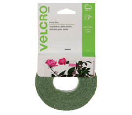 Attaches pour plante Velcro 30' X ½