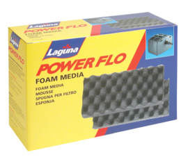 Blocs de mousse filtrante pour filtres submersibles PowerFlo Laguna