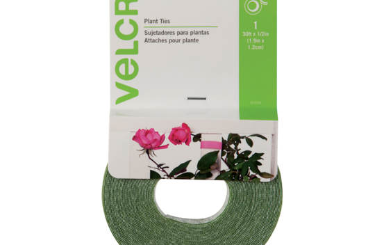 "Attaches pour plante Velcro 30' X ½"" (9,1 m x 1,2 cm)"